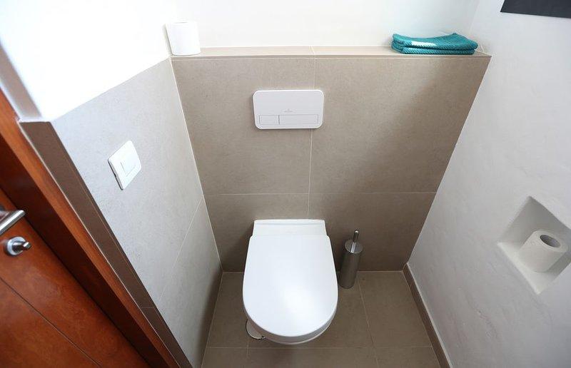 sépare WC