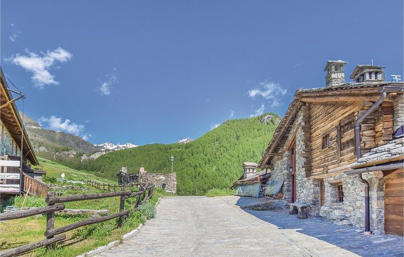 1 Zimmer Unterkunft in Chamois (AO), holiday rental in Chamois