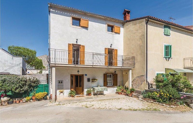 1 Zimmer Unterkunft in Lovrecica, holiday rental in Lovrecica