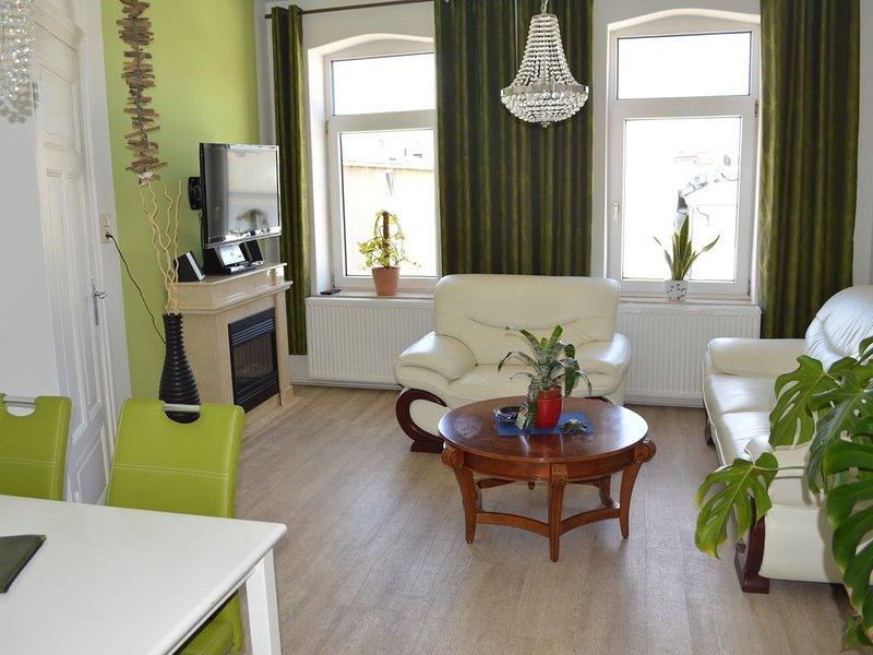 Ferienwohnung/App. für 4 Gäste mit 65m² in Warnemünde (40143), casa vacanza a Warnemünde