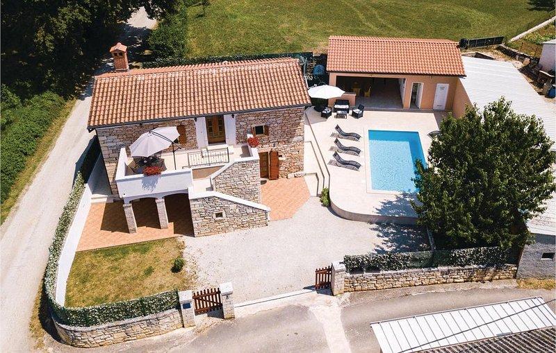 3 Zimmer Unterkunft in Pazin, holiday rental in Sveti Petar u Sumi