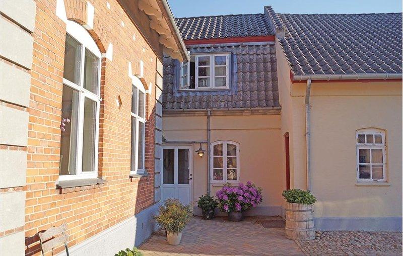1 Zimmer Unterkunft in Middelfart, location de vacances à Vejle