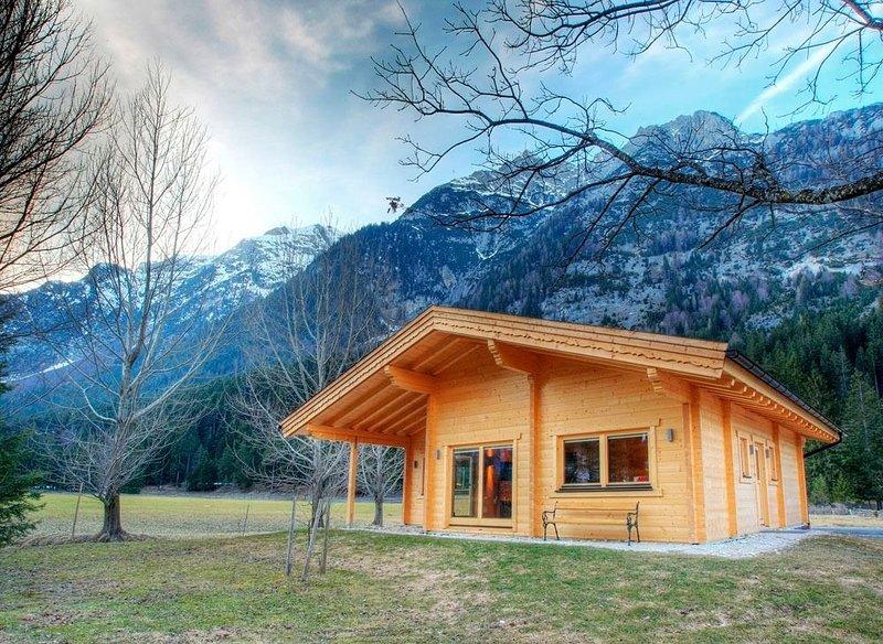 Ferienhaus für 6 Gäste mit 90m² in Leutasch (25289), casa vacanza a Mittenwald