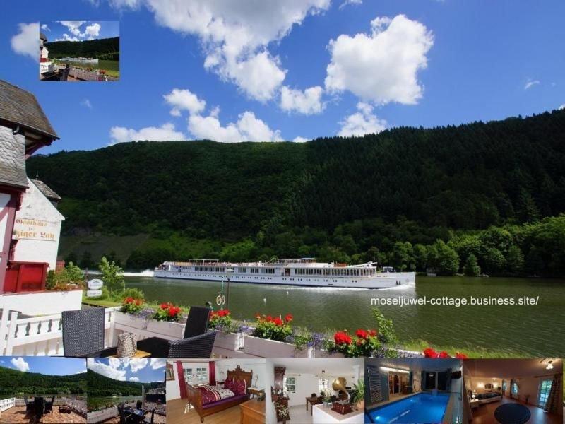 Ferienwohnung Traben-Trarbach für 2 - 4 Personen mit 2 Schlafzimmern - Ferienwoh, vacation rental in Buechenbeuren