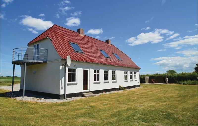 3 Zimmer Unterkunft in Harpelunde, alquiler vacacional en Torrig