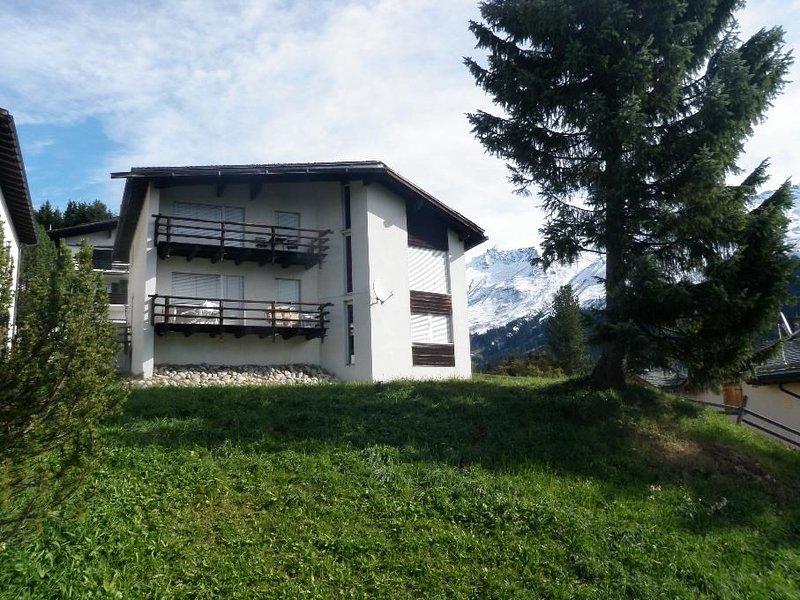 *** Ferienwohnung Tgiesa Arp, Valbella (Untergeschoss), location de vacances à Furstenau