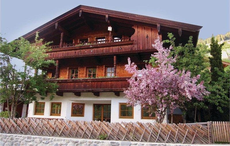 2 Zimmer Unterkunft in Alpbach, vacation rental in Alpbach
