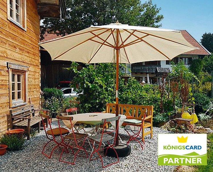 Ferienwohnung/App. für 4 Gäste mit 60m² in Böbing (115103), casa vacanza a Saulgrub