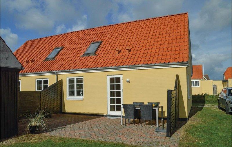 2 Zimmer Unterkunft in Løkken, Ferienwohnung in Saltum