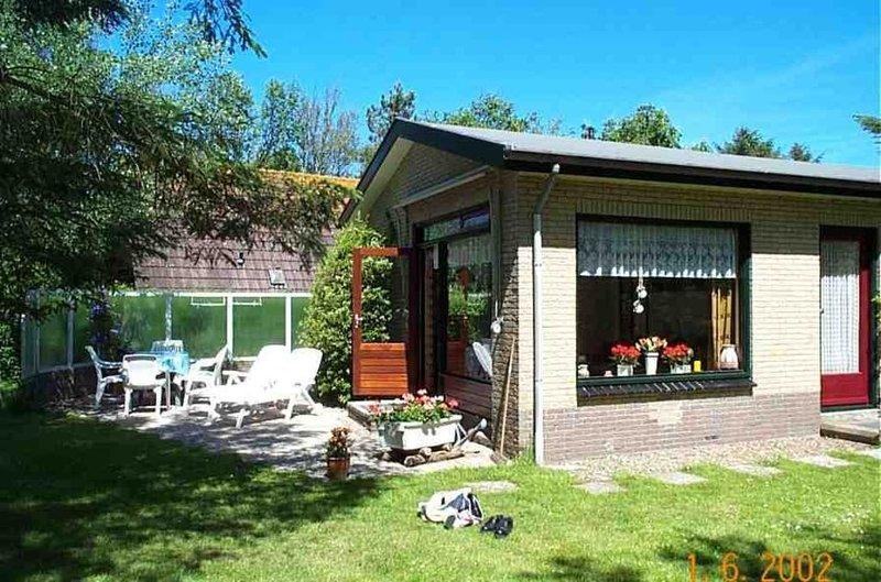 Mit großer Sonnenterrasse, vacation rental in Den Hoorn