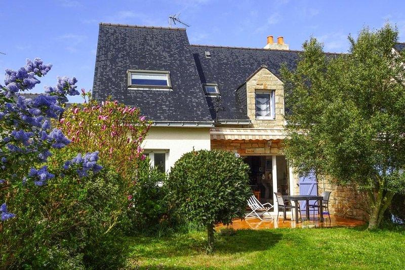 Doppelhaushälfte, Damgan, holiday rental in Le Tour-du-Parc
