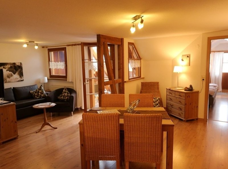 Ferienwohnung/App. für 2 Gäste mit 44m² in Fröhnd (116870), Ferienwohnung in Bürchau
