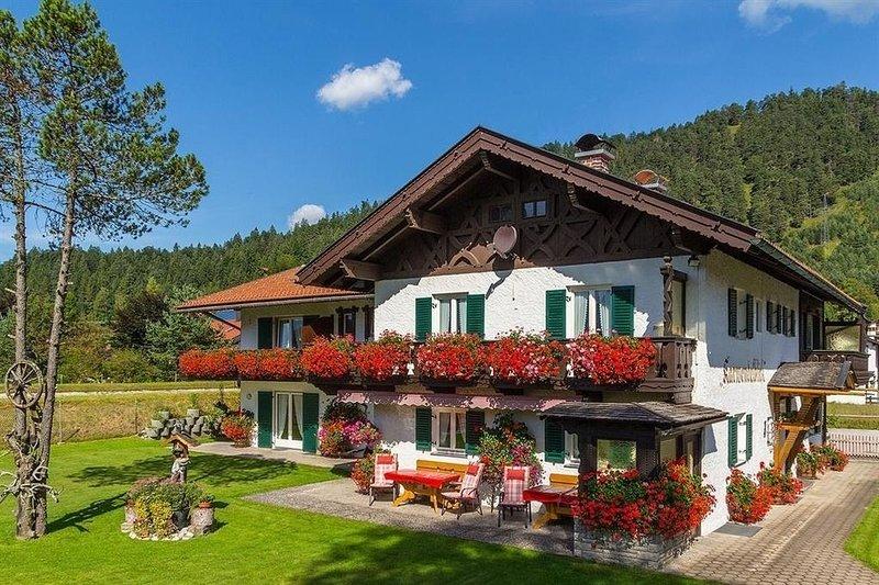 Ferienwohnung/App. für 3 Gäste mit 60m² in Wallgau (73471), alquiler de vacaciones en Ohlstadt