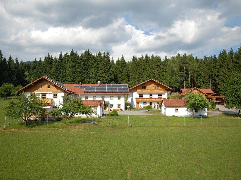 Ferienwohnung Holzebenhof - Urlaub in traumhafter Alleinlage, casa vacanza a Mais