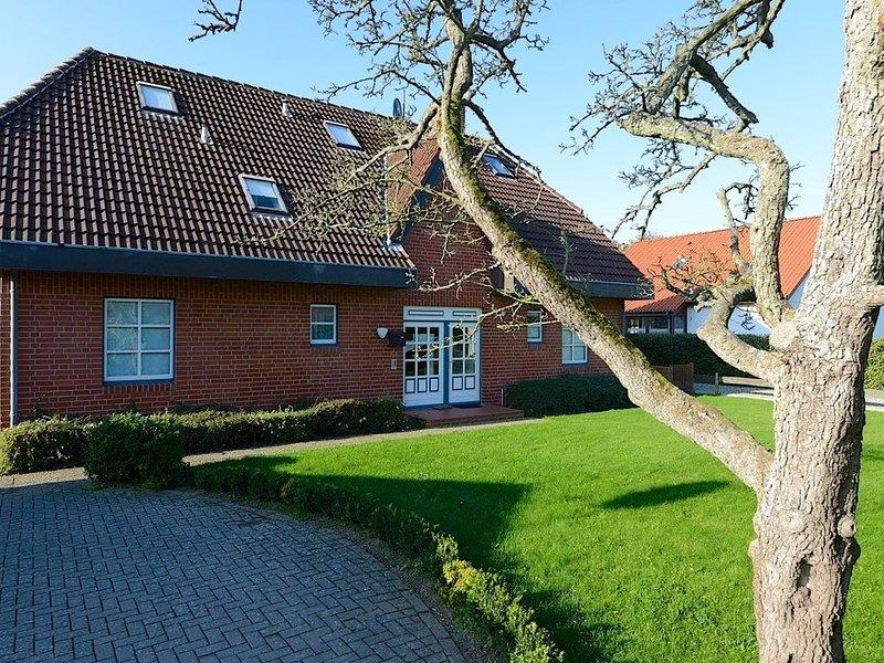 Ferienwohnung/App. für 5 Gäste mit 60m² in Wyk auf Föhr (51467), casa vacanza a Foehr