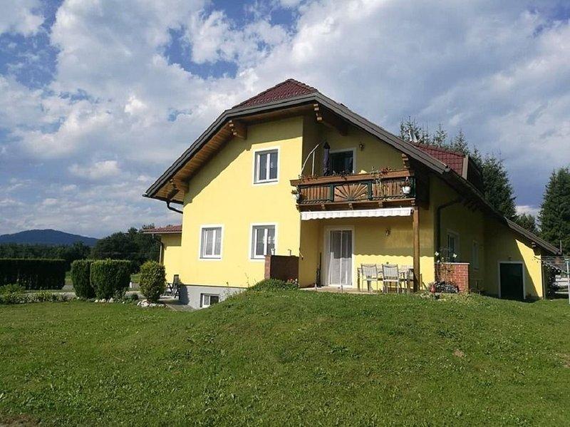 Ferienwohnung/App. für 6 Gäste mit 90m² in Schiefling am See (94380), vakantiewoning in Pritschitz