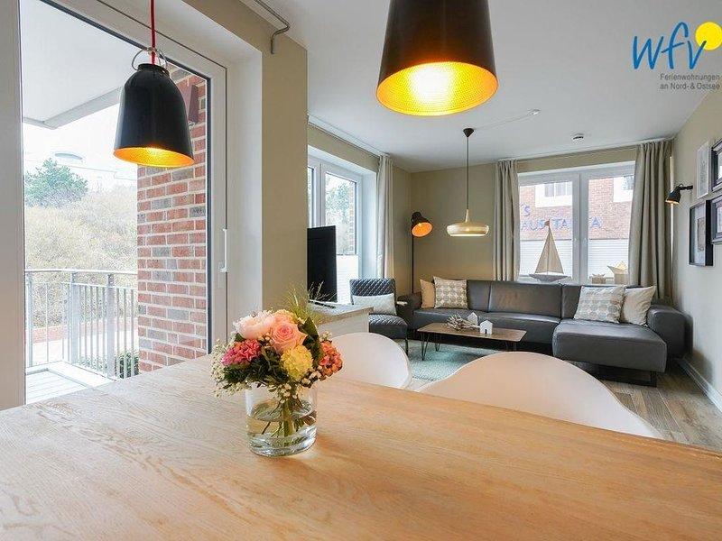 Exklusive Ferienwohnung mit sonnigem Balkon!, location de vacances à Norderney