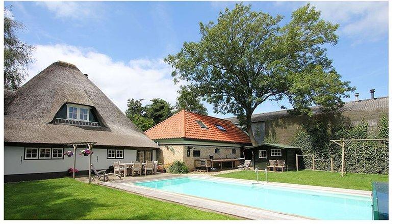 Schöne Ferienwohnung am IJsselmeer in der Nähe von Hoorn und Enkhuizen, alquiler vacacional en Berkhout