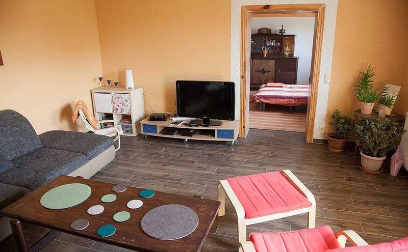 Ferienhaus Stauske auf Usedom, holiday rental in Katschow
