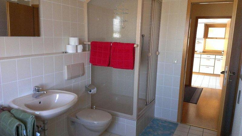 Appartement | großzügig ausgestattetes Appartement mit Wäscheservice, holiday rental in Ruhstorf an der Rott