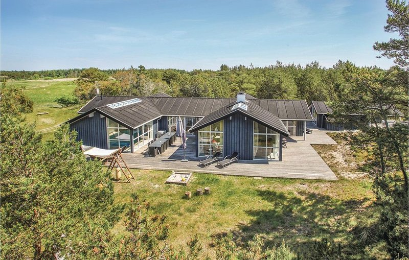 5 Zimmer Unterkunft in Ålbæk, vacation rental in North Jutland