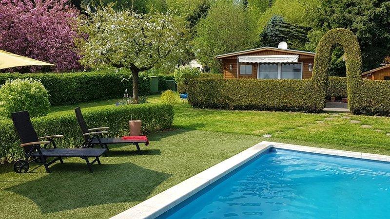 Ferienhaus für 3 Gäste mit 30m² in Harztor (72993), holiday rental in Urbach