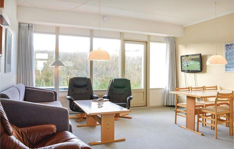 1 Zimmer Unterkunft in Ringkøbing, holiday rental in Houvig