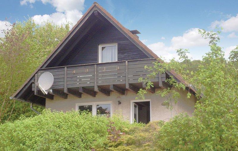 3 Zimmer Unterkunft in Marienmünster, location de vacances à Steinheim