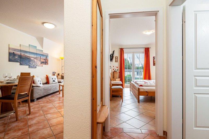 Ferienwohnung/App. für 4 Gäste mit 44m² in Gollwitz (95982), casa vacanza a Oertzenhof