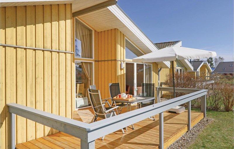2 Zimmer Unterkunft in Rechlin, holiday rental in Granzow