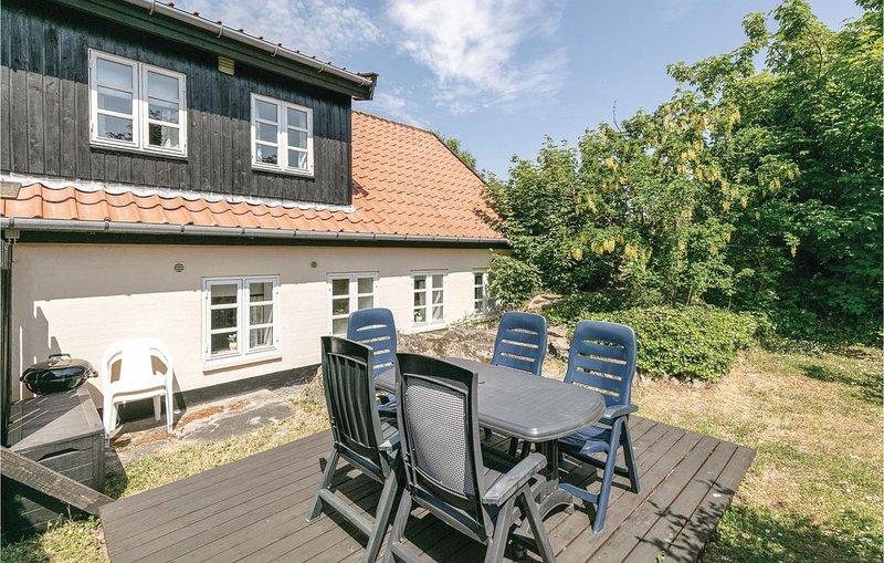 3 Zimmer Unterkunft in Allinge, location de vacances à Allinge