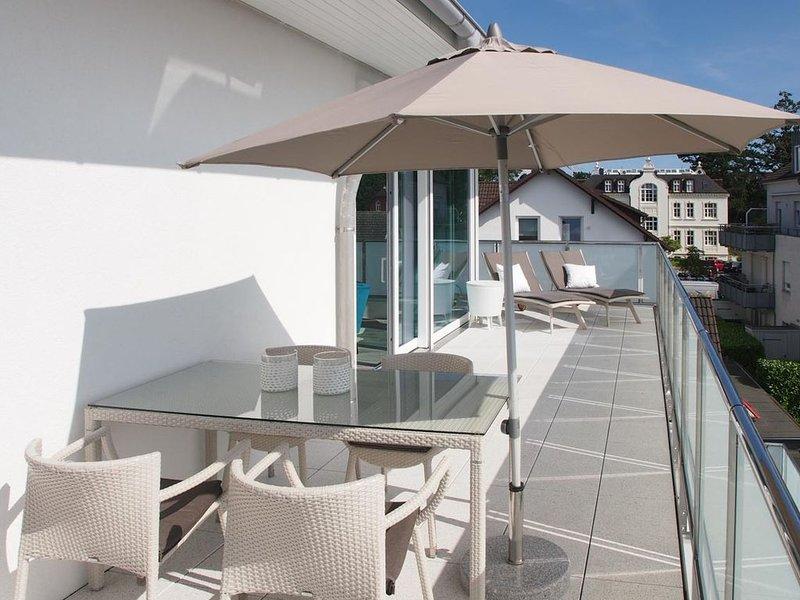 Ferienwohnung Timmare III Penthouse, holiday rental in Bad Schwartau