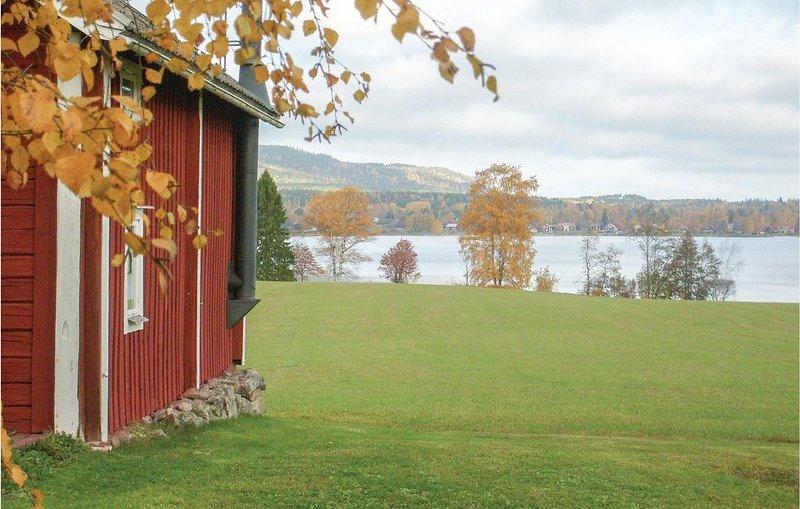 2 Zimmer Unterkunft in Enviken, holiday rental in Svabensverk