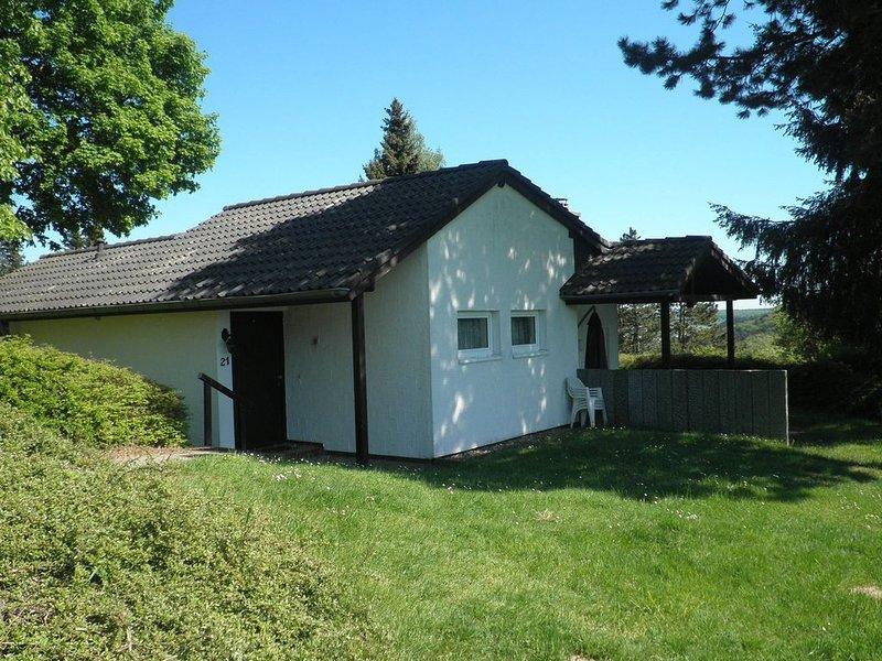 Ferienhaus für 5 Gäste mit 77m² in Biersdorf am See (23934), casa vacanza a Auw an der Kyll