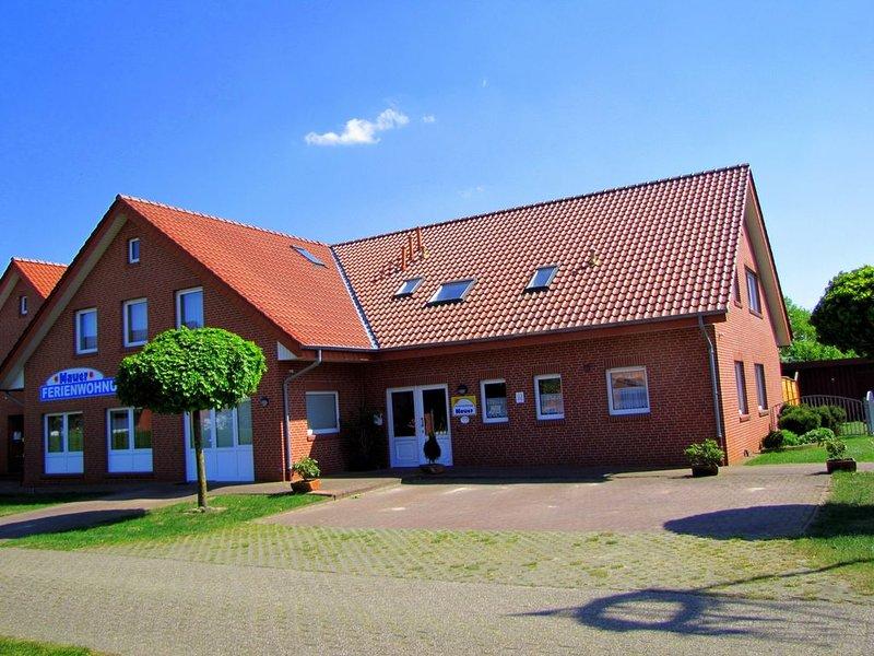 Ferienwohnung/App. für 4 Gäste mit 82m² in Heede (69209), vacation rental in Bourtange