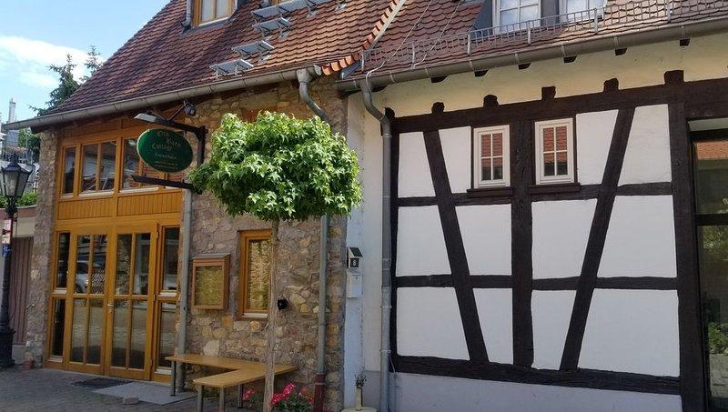 Old Barn Cottage - Dolce Vita an der Bergstraße – semesterbostad i Gernsheim