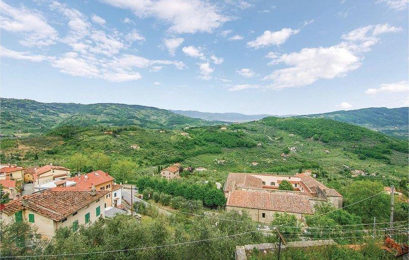 2 Zimmer Unterkunft in Montecatini alto, vacation rental in Pieve a Nievole