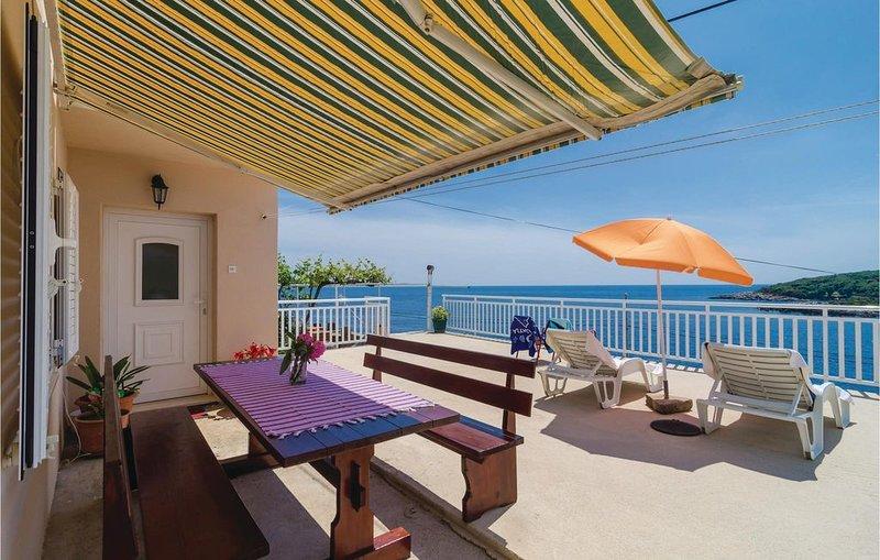 1 Zimmer Unterkunft in Gruda, alquiler de vacaciones en Molunat