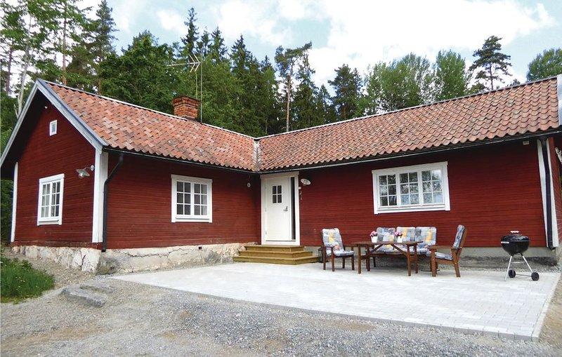 2 Zimmer Unterkunft in Stjärnhov – semesterbostad i Strängnäs