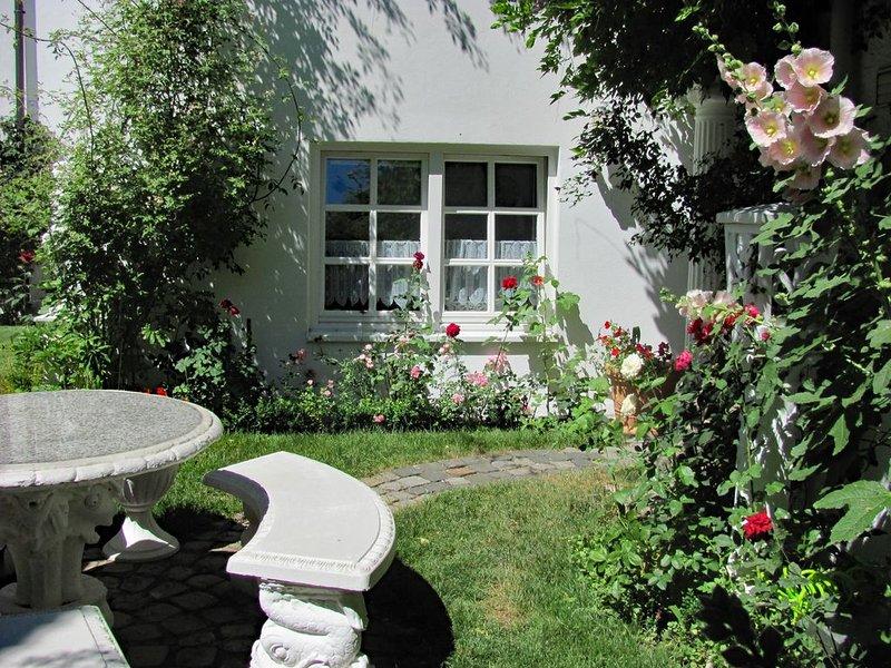 Ferienhaus Memmingen für 1 - 3 Personen mit 1 Schlafzimmer - Ferienhaus, casa vacanza a Aitrach