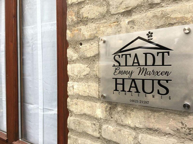 Komfortables Stadthaus für 6 Personen in Promenadennähe, location de vacances à Guby