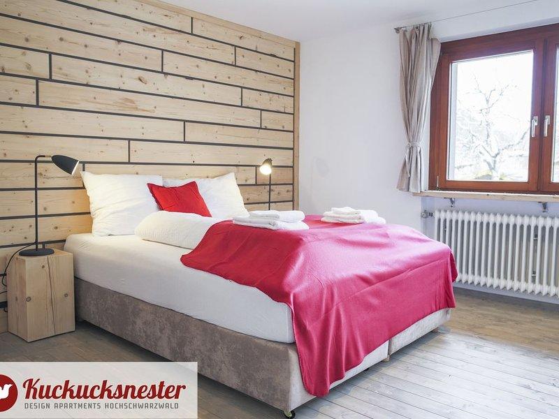 Wohnung Erdgeschoss, location de vacances à Menzenschwand