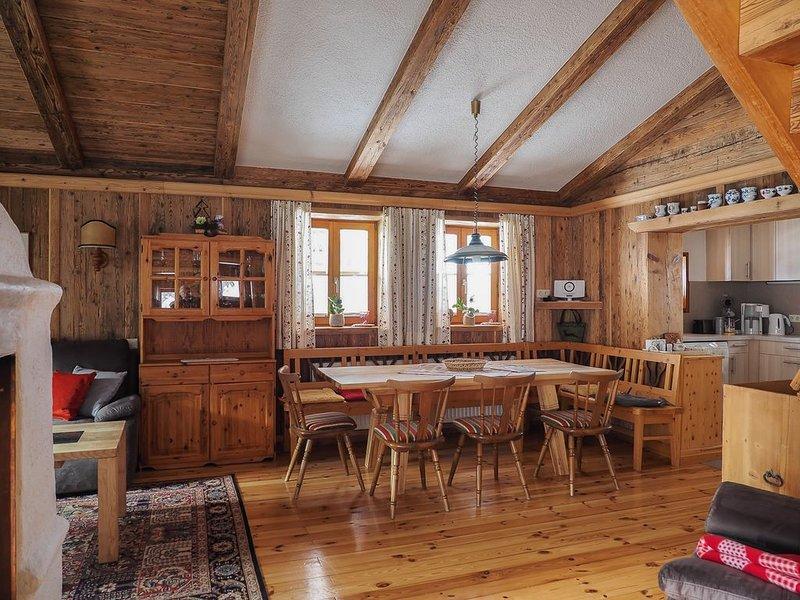 Gemütliche Hütte, in ruhiger Lage mit Blick auf die Berge und nähe zum See, alquiler vacacional en Thumersbach