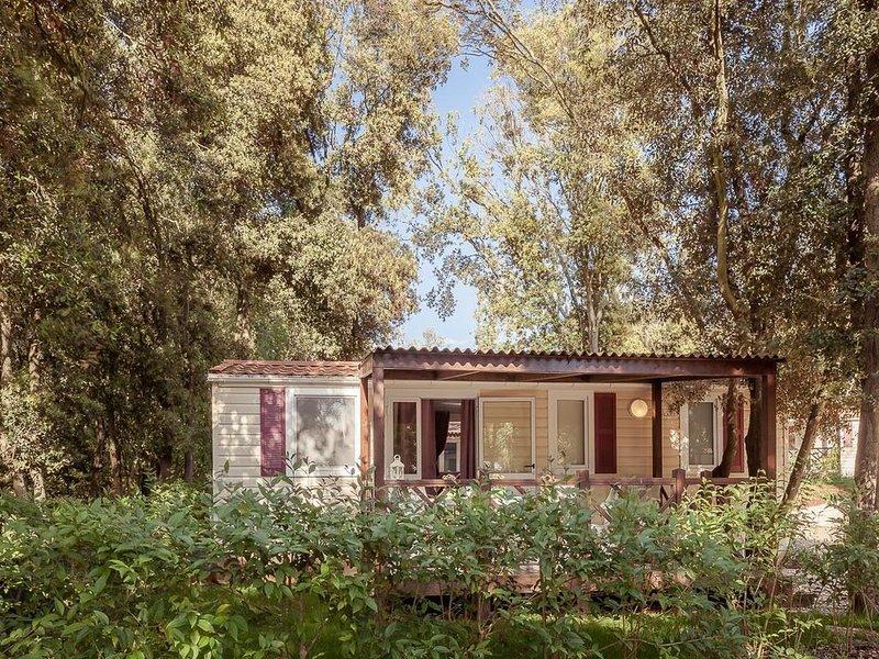 Ideal für Familien - Mobilheim mit 2 Schlafzimmern in Bale bei Rovinj, alquiler de vacaciones en Bale