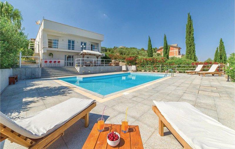 4 Zimmer Unterkunft in Aragona -AG-, location de vacances à Aragona