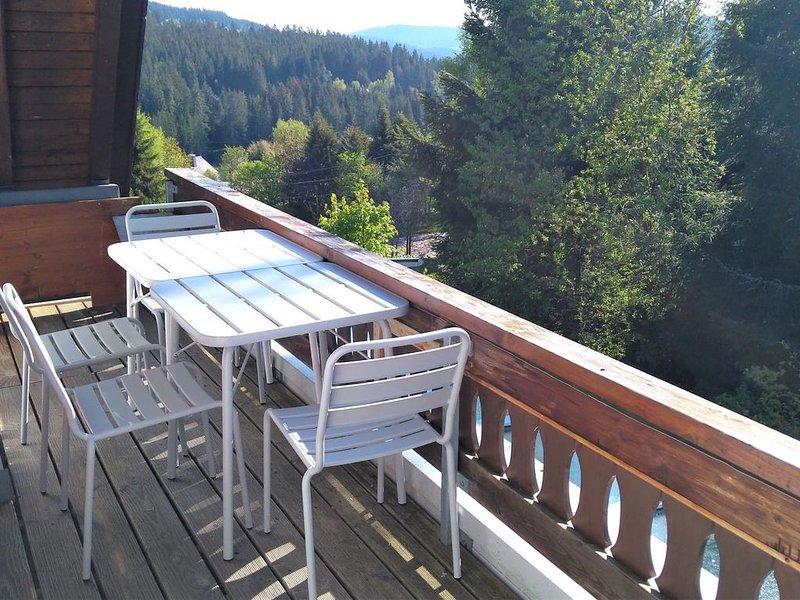 2 Ferienwohnung Zipfelmütze, 65qm, 2 Schlafzimmer , max. 4 Personen, holiday rental in Menzenschwand-Hinterdorf