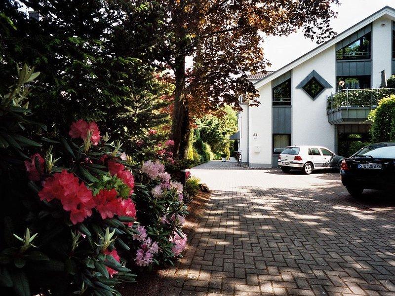 Ferienwohnung/App. für 2 Gäste mit 55m² in Bad Zwischenahn (117587), vacation rental in Bad Zwischenahn