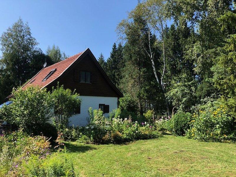 Ferienhaus in schöner Lage, alquiler de vacaciones en Ohlstadt