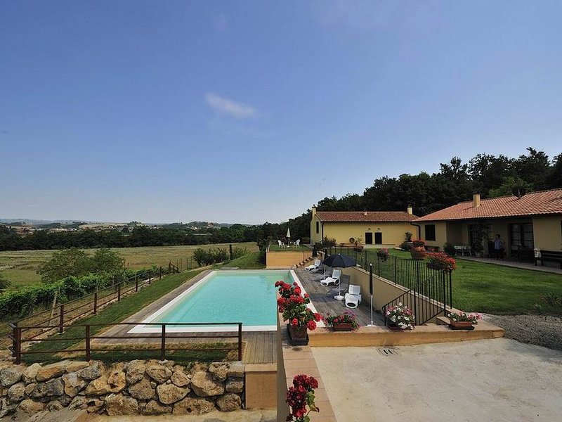 Sehr komfortable Ferienwohnung in ruhiger Lage, holiday rental in Badia a Cerreto