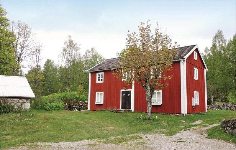 2 Zimmer Unterkunft in Ryd – semesterbostad i Grimslöv